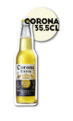 SOS pizza Grenoble Biere corona