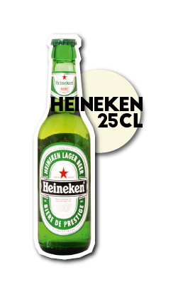 SOS pizza Grenoble Biere heineken