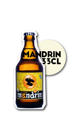 SOS pizza Grenoble Biere mandrin