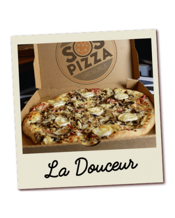 SOS pizza Grenoble Douceur