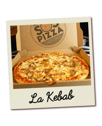 SOS pizza Grenoble Kebab
