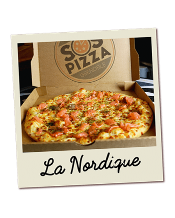 SOS pizza Grenoble Nordique