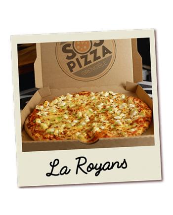 SOS pizza Grenoble Royans