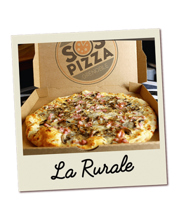 SOS pizza Grenoble Rurale