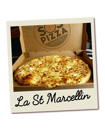 SOS pizza Grenoble St Marcellin