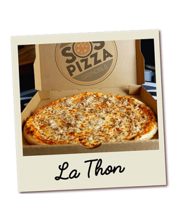 SOS pizza Grenoble Thon
