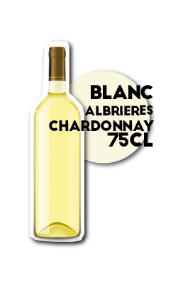 SOS pizza Grenoble Vin Albrieres Chardonnay